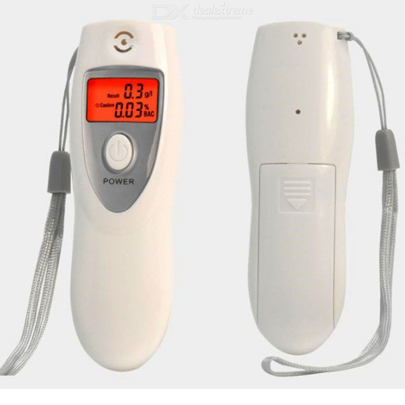 Maozhong Portable Blowing Alcohol Tester Drunk Detector