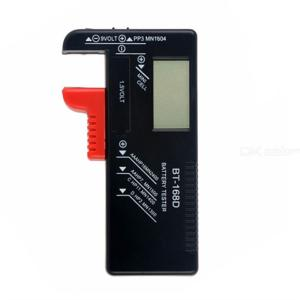 BT-168 Battery Tester Battery Load Testing Machine For AA/AAA/D/C/6F22/18650/CR2032/LR44