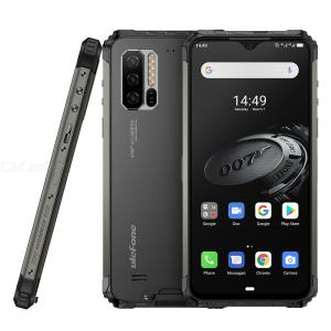 Ulefone Armor 7E Helio P90 6.3 Inch 48MP Triple Camera IP68 Rugged 4G Phone with 4GB RAM 128GB ROM - Global Version