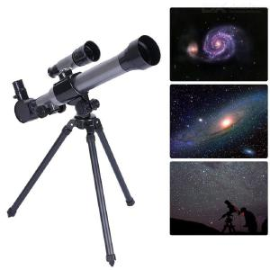 Outdoor Monocular Astronomical Telescope With Tripod Portable Toy for Children