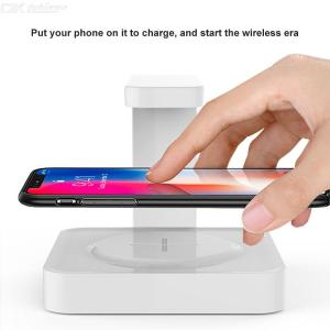 Phone Sterilizer And Wireless Charger 2in1 UV Sterilizing Machine Support Wireless Charger For Apple Watch Airpods IPhone