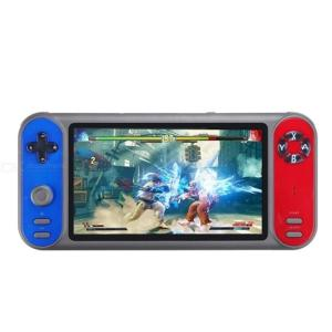 7 Inch 8GB Handheld Video Game Console Support GBA GBC GB SFC FC MD NES MAME Format Games TF Card, Built In 3000 Games