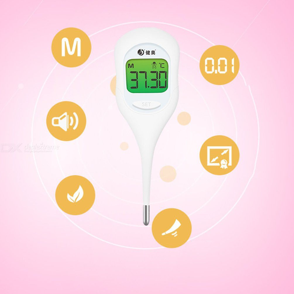Household High-Precision Electronic Thermometer Quick Temperature Measurement