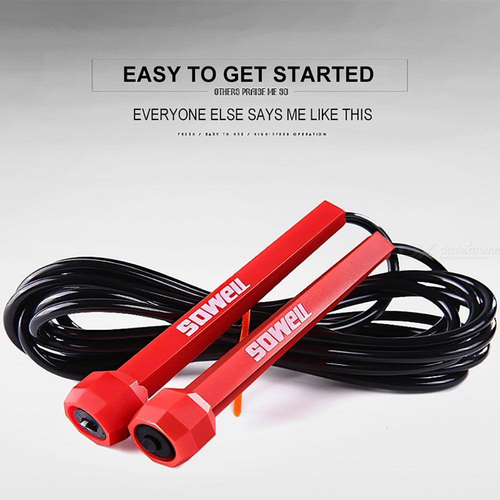 Training Jumping Rope Professional Sports Skipping Rope Fitness Equipment