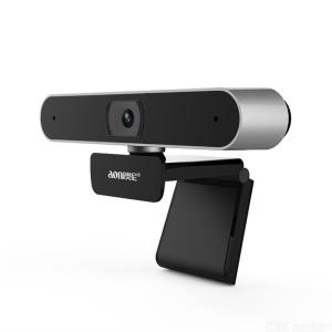 Aoni A30 Clip-On HD Computer Camera PC Webcam With Microphone For Video Conference Online Learning Live Broadcast