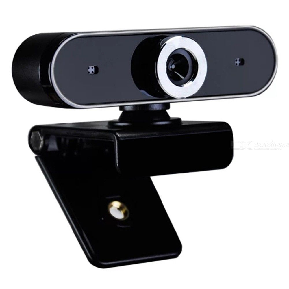 GL68 HD Web Cam USB Computer Camera With Microphone For Conference Call Online Class Video Chats