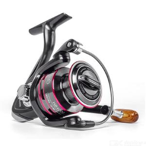 All-metal Spinning Reels Durable Fishing Reels With Up To 8KG Stopping Power