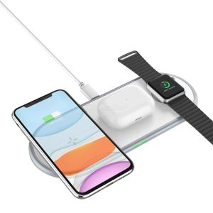 Q18 3-in-1 Wireless Charger For Phone iWatch Airpods