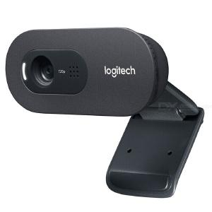 Logitech C270i Webcam 720p HD Computer Camera With Microphone For Online Class Conference Calls