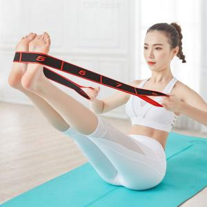 Pull Up Assist Bands Stretch Resistance Band With Numbers