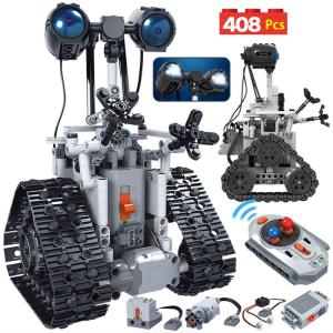 Smart Robot Car Kit DIY Robotic Building Block Educational Gift For Teens Children