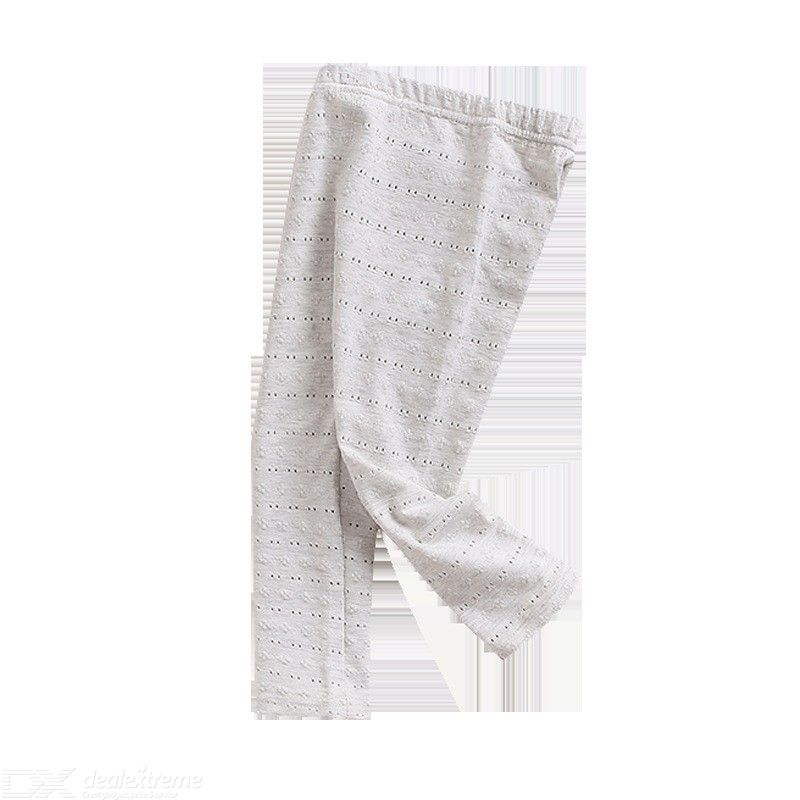 Baby Pants Summer Hollow Out Cotton Leggings For Infants Baby Girls