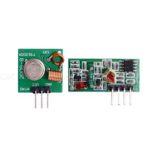 New 433 Mhz RF Transmitter and Receiver Wireless Module for Arduino ARM MCU