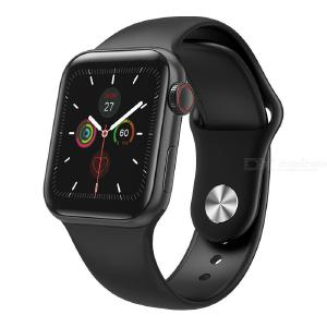 W58 Pro Bluetooth 1.3 Inch Smart Watch Wristband With Body Temperature Monitoring / Blood Oxygen Monoitoring For Adults