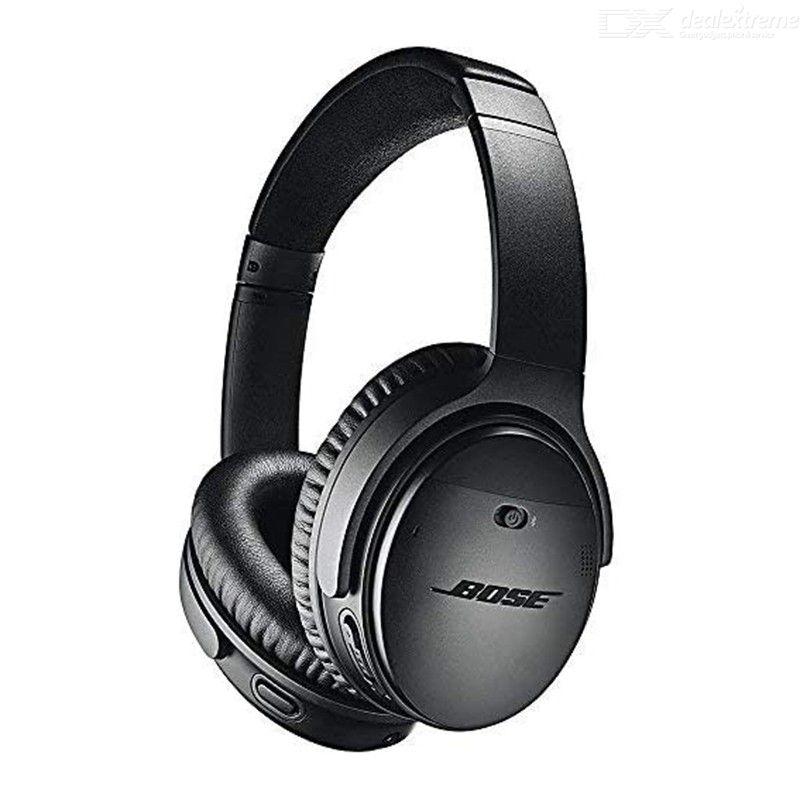 Bose QuietComfort 35 II Wireless Bluetooth Headphone, Noise-Cancelling With Alexa Voice Control, Enabled With Bose AR