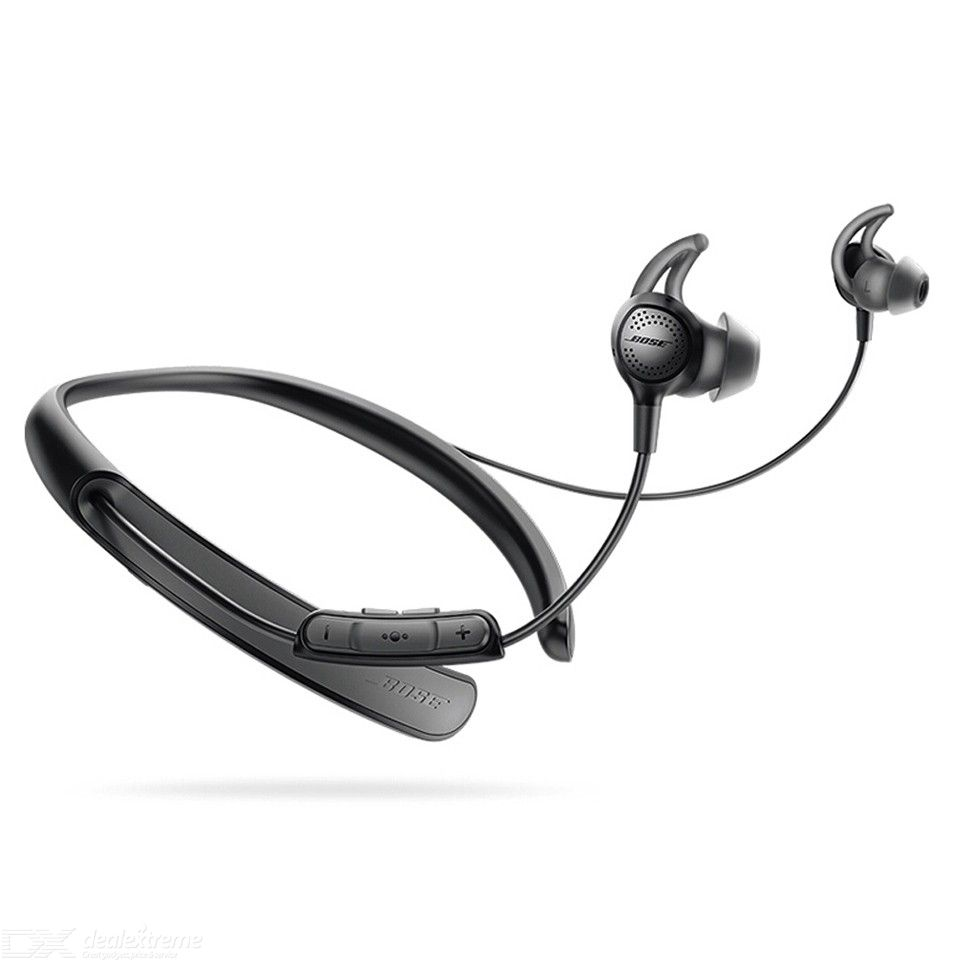 Bose QuietControl 30 Wireless Bluetooth Headphones QC30 Noise Cancellation Earphone Sport Headset Bass Earbuds With Mic