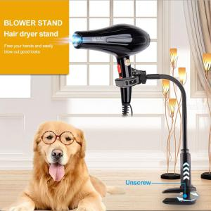 Pet Hair Dryer Stand​ Rotatable Dog Cat Grooming Dryer Support Frame