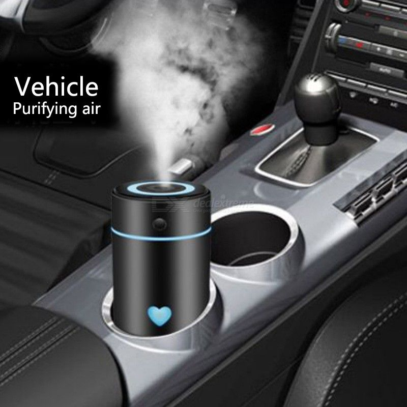 USB Aromatherapy Car Humidifier Portable Mute Air Diffuser