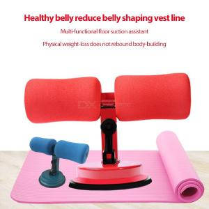 Household Sit-Up Aid Abdominal Legs Trainer I-shape Push-up Rack Fitness Equipment