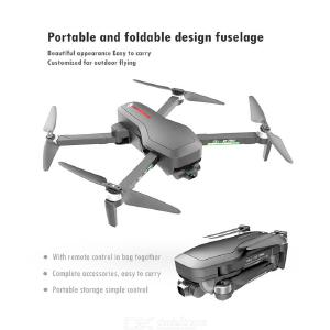 TOYSKY X7PRO Four-axis GPS aircraft 4K two-axis self-stabilizing camera brushless aerial photography remote control drone.