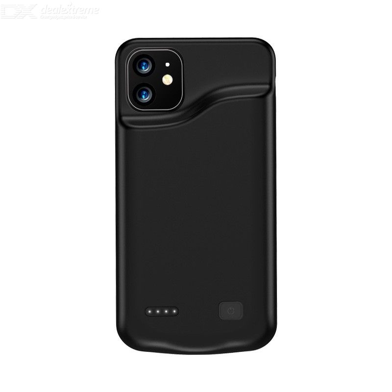 Portable Back Clip Power Bank Intelligent Power-off Mobile Power Supply For IPhone 11 / 11 Pro / 11 Pro Max