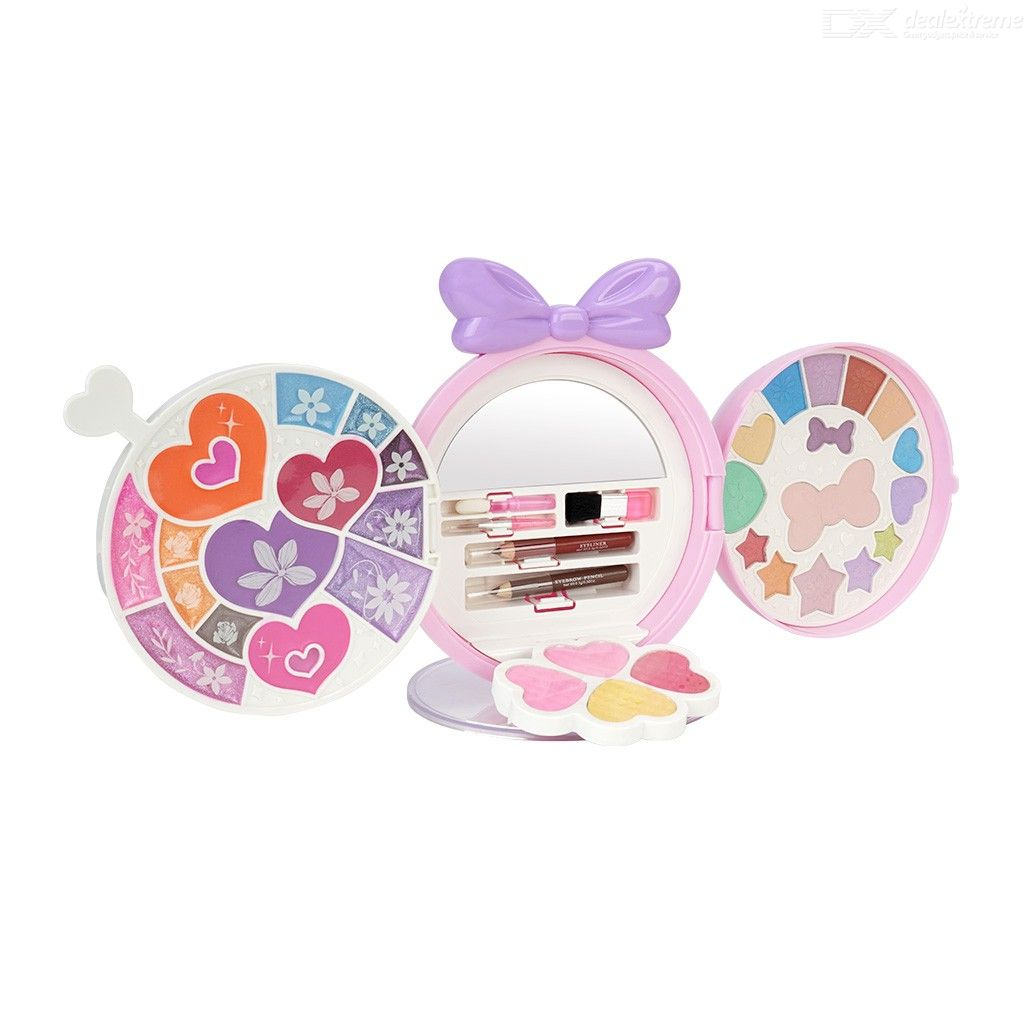 Water-soluble Cosmetics for Childre Colorful Magic Makeup Box
