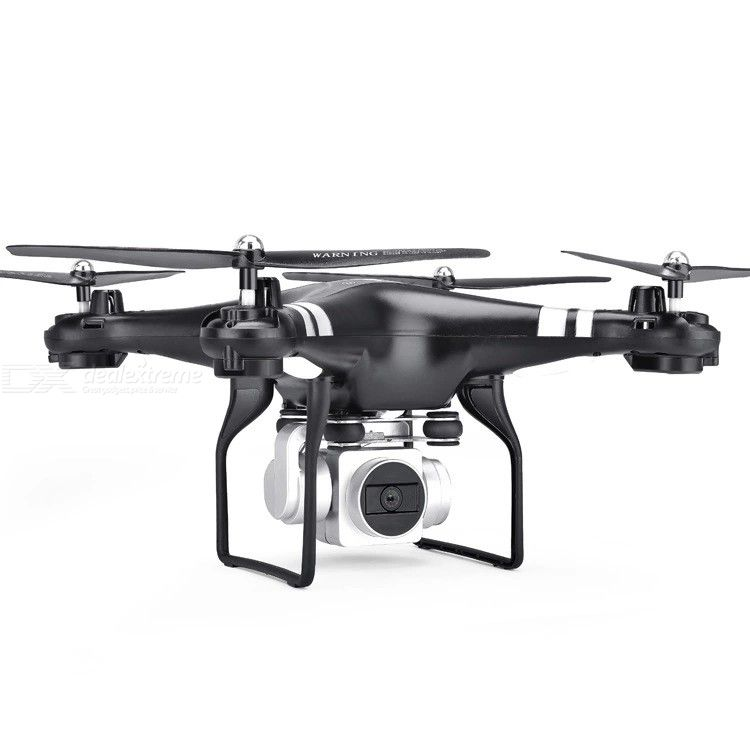HD52 WiFi Drone With Camera RC Quadcopter With Headless Mode