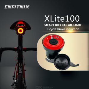 Smart Taillight IPX6 Waterproof Dusk-to-dawn LED Brake Lamp