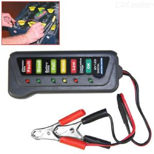 Maozhong Automobile Motorcycle 12V Battery Tester