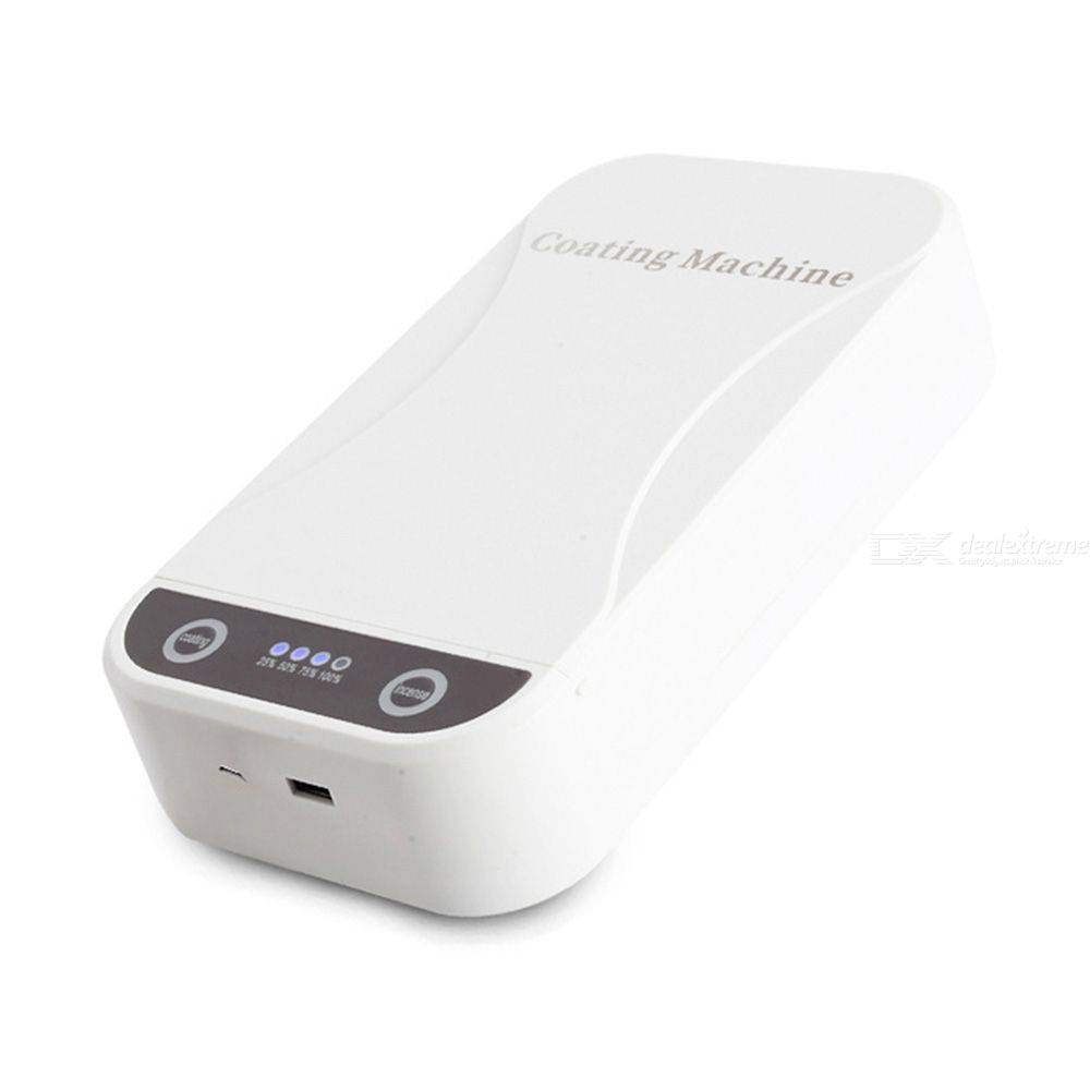 Multifunction UV Sanitizer Box Smart UV Phone Sanitizer Coating Machine Portable Ultraviolet Face Mask Disinfection Box
