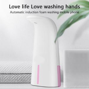 Intelligent Automatic Soap Dispenser, Induction Foam Washing Mobile Phone Infrared Sensor Foam Soap Dispenser