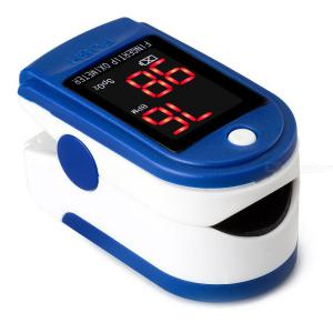Professional Health-OX Fingertip Pulse Oximeter For Adults Kids