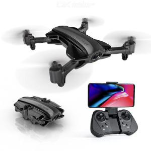 5.8G FPV Drone With 1080P HD Camera,GPS RC Quadcopter With Adjustable Wide-Angle Wifi Camera - US Charger