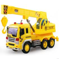Premium ABS Excavator Model Inertia Simulation Engineering Car Toy for Children Kid Boy