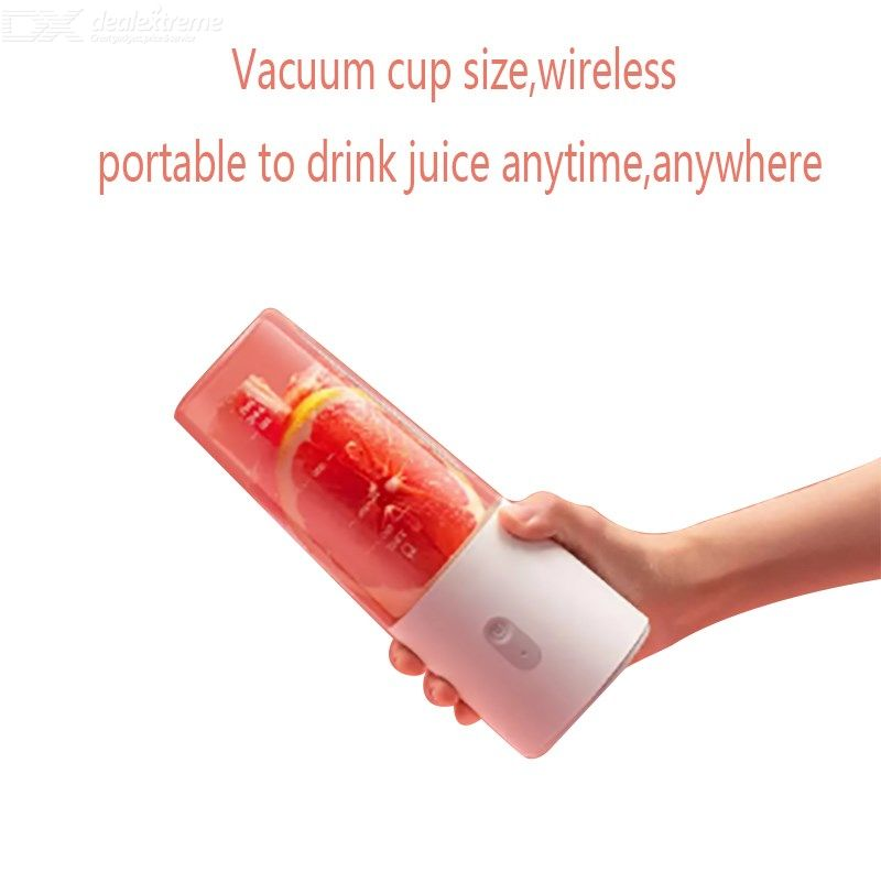 Viomi 350ml Portable Electric Juicer Blender Multipurpose Wireless Mini USB Rechargable Juice Cup Cut Mixer For Travel