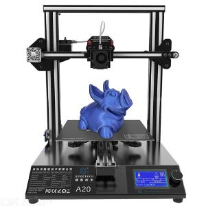 Geeetech A20 3D Printer Kit, Supports Quick Installation / Material Break Detection / Power Off Continue Printing