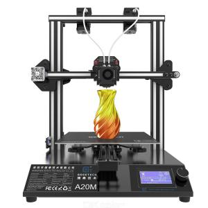 Geeetech A20M Mix-color 3D Printer Kit, Supports Quick Installation / Material Break Detection / Power Off Continue Printing