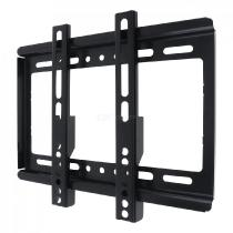 Universal Thin 25KG 14 - 42 Inch TV Wall Mount Bracket Flat Panel TV Frame with Gradienter for LCD LED Monitor