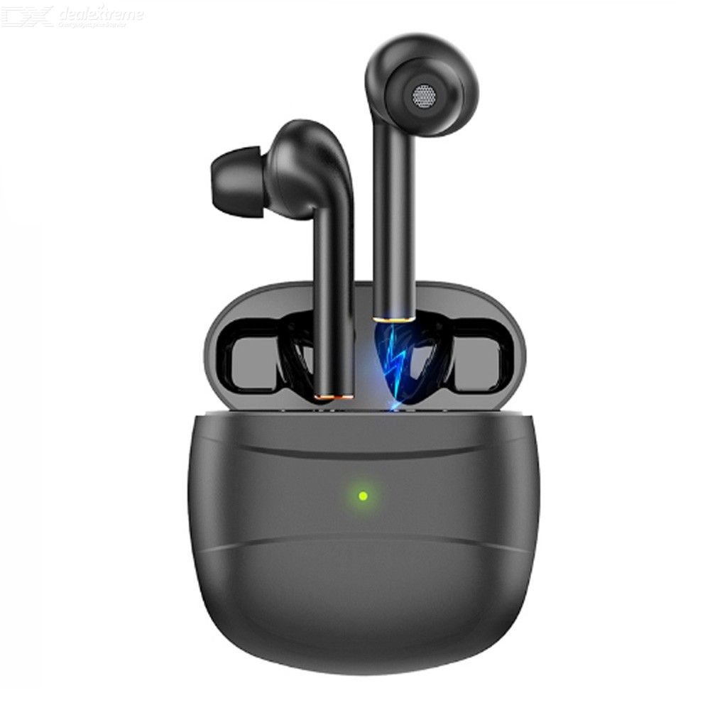 J3 TWS Bluetooth 5.0 Earphone With Mic Smart Touch Control Wireless Headphones Super Bass Headset