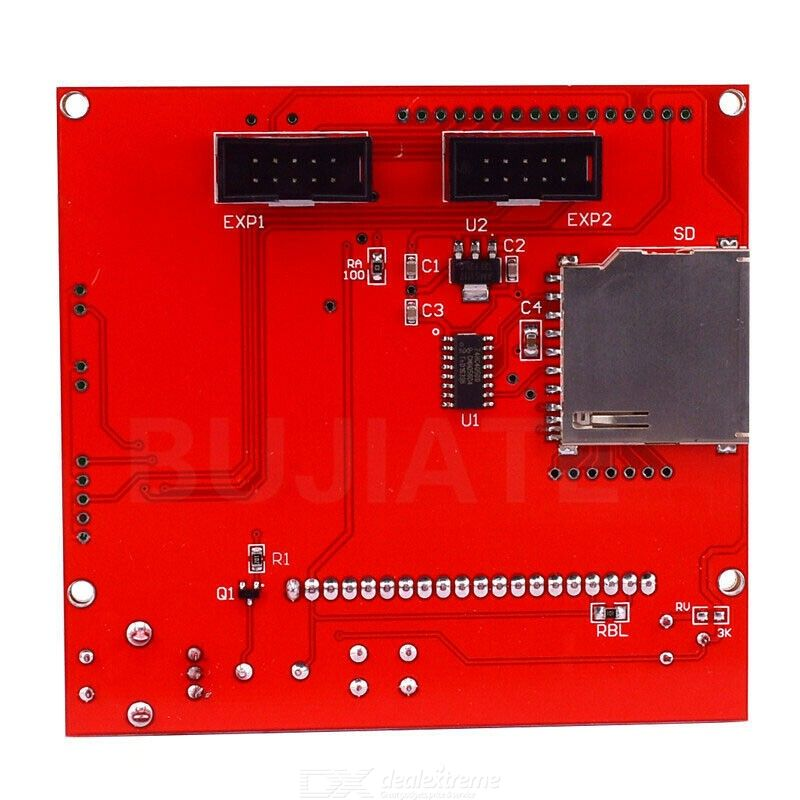 3D Printer Smart Controller RAMPS1.4 LCD 12864 LCD Control Panel