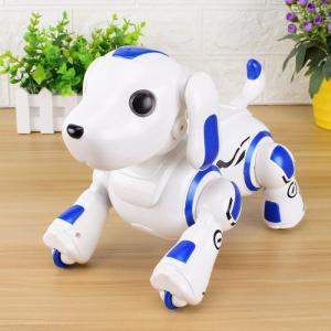 Intelligent Remote Control Robot Dog Rock II Touch Sensor / Remote Control Programming puzzle remote control toy