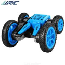 JJRC Q71 2.4G RC Dual Sides Stunt Car 360d Rotation LED RC Vehicle For Kids Toy Gift
