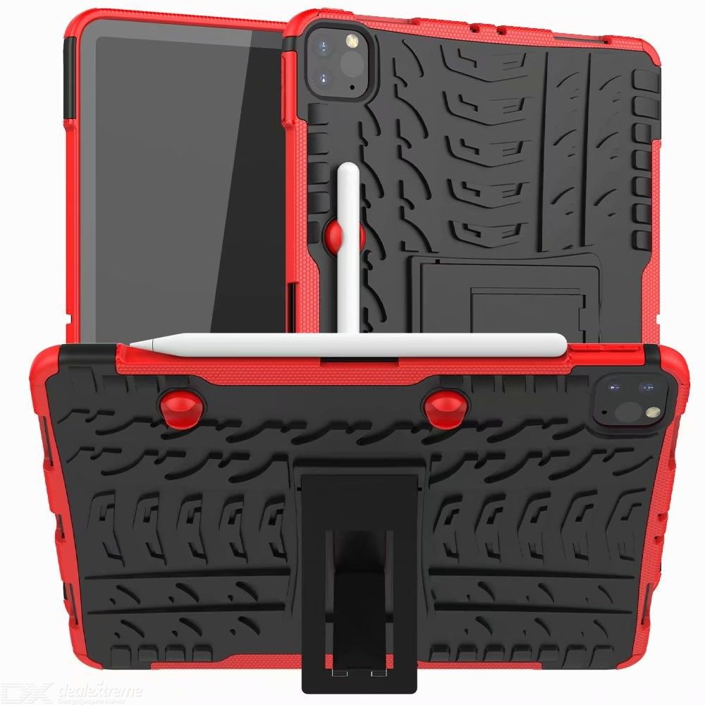CHUMDIY 3D 11 inch Double-protection Tablet Case with Stand for Apple iPad Pro 11 2020