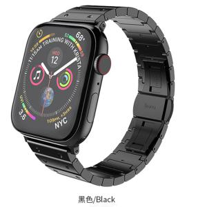 Fashion Unisex Stainless Steel Metal Watch Strap Replacement Band for Apple Watch