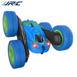 JJRC Q9 2.4G RC Tumbling Stunt Car Toy Double-sided Speed Racing Car- Ocean Blue