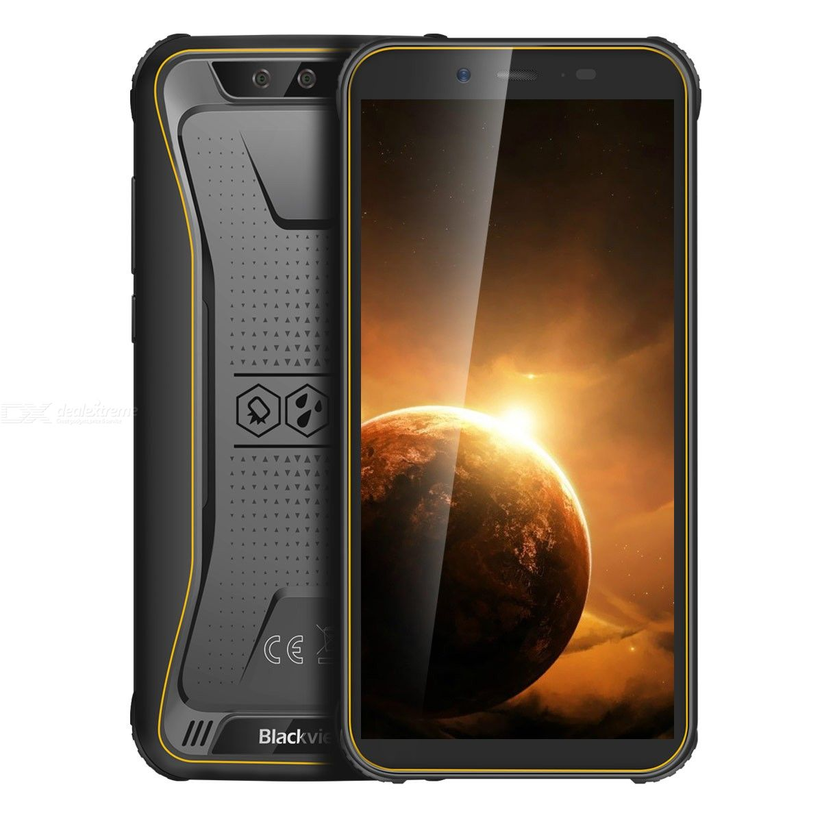 Blackview BV5500 Plus 5.5 Inch 6739 2.0GHZ Quad-Core Smartphone with 3GB RAM 32GB ROM - EU Plug