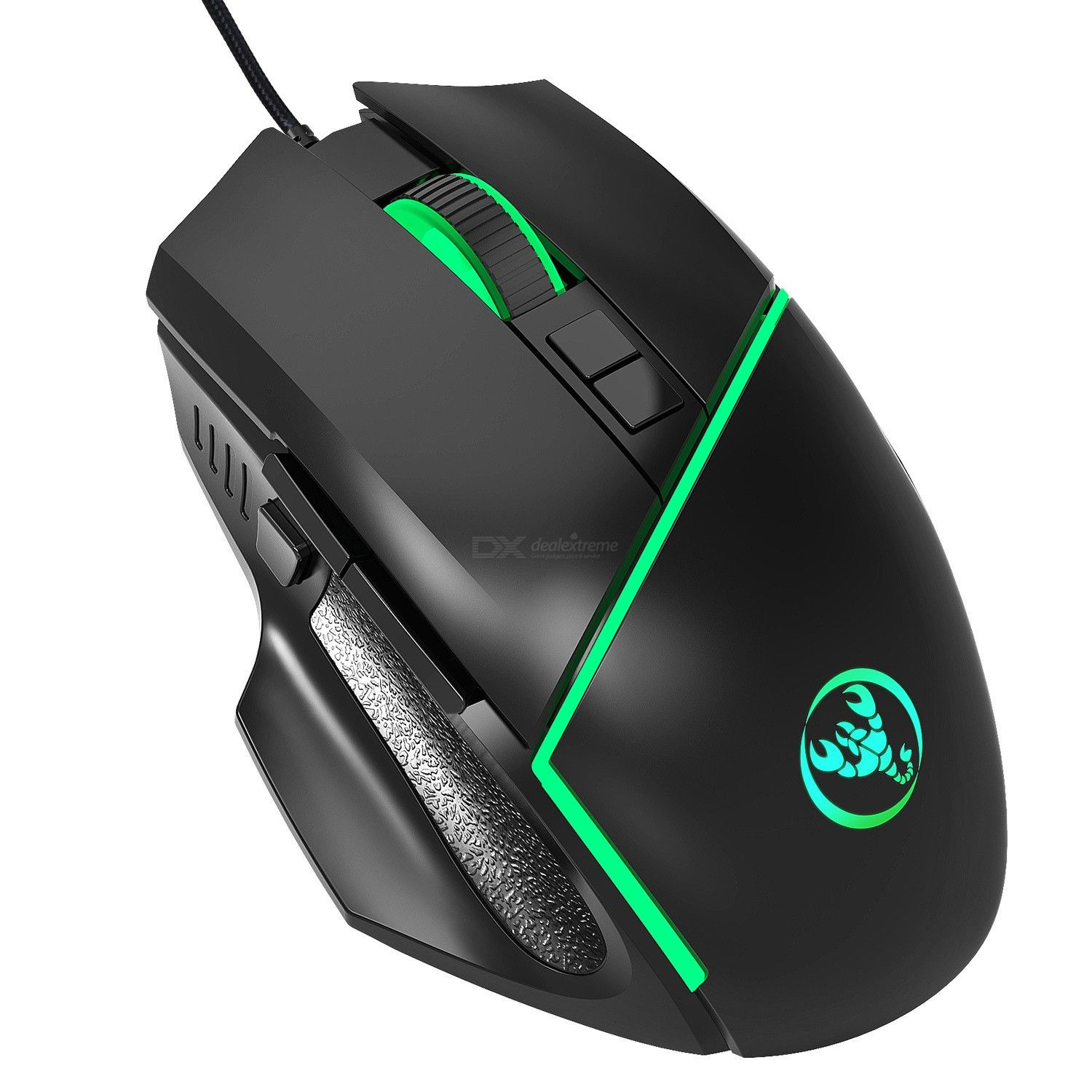 Adjustable | Mouse | Light | Wire | Game | USB