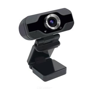 Escam PVR006 1080P USB2.0 HD Webcam Met Microfoon Voor PC