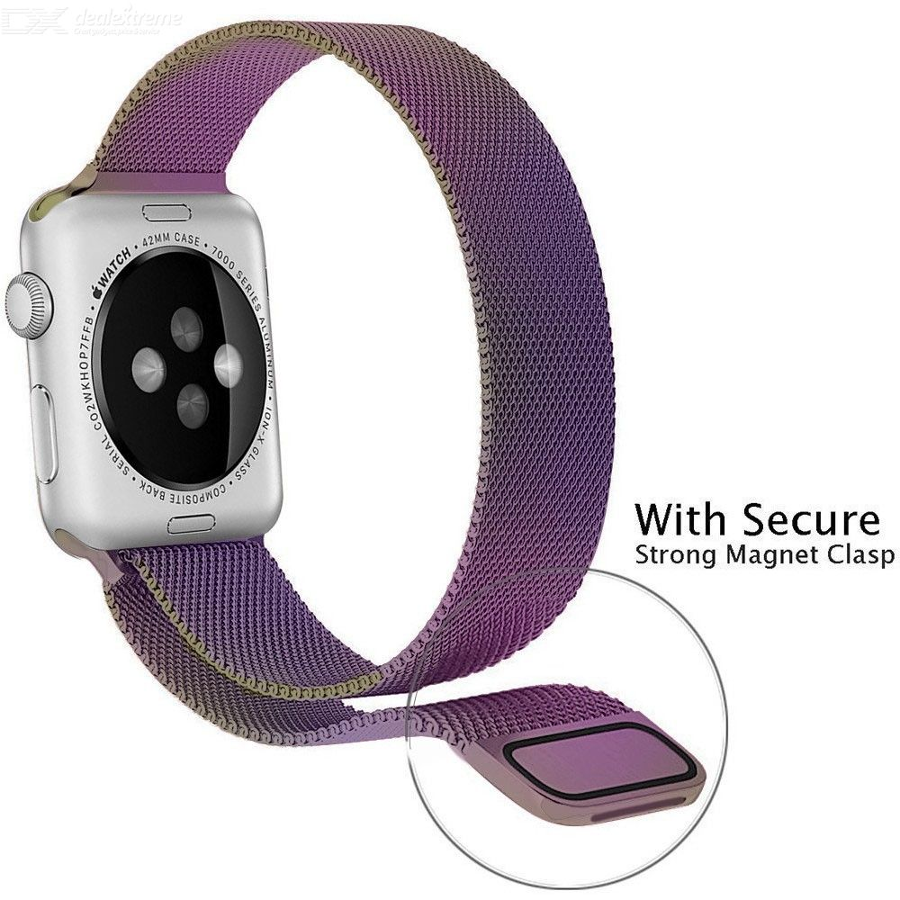 Stainless Steel Watch Strap for Apple Series 1 / 2 / 3 Smart Accessories