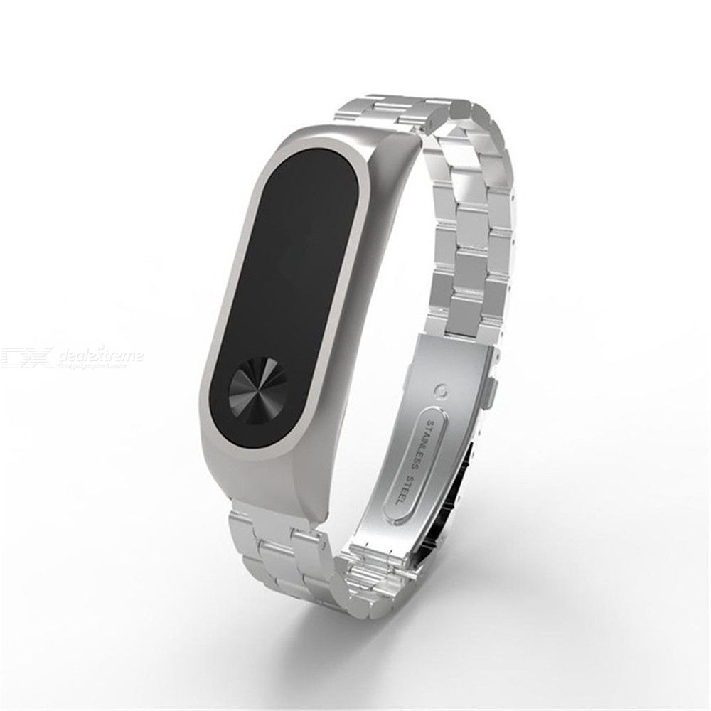 Unisex Stainless Steel Watch Strap for Millet Bracelet 2 Smart Accessories